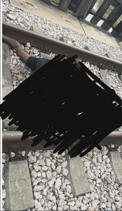 Train crushes mother and daughter to death in Delta (photo)