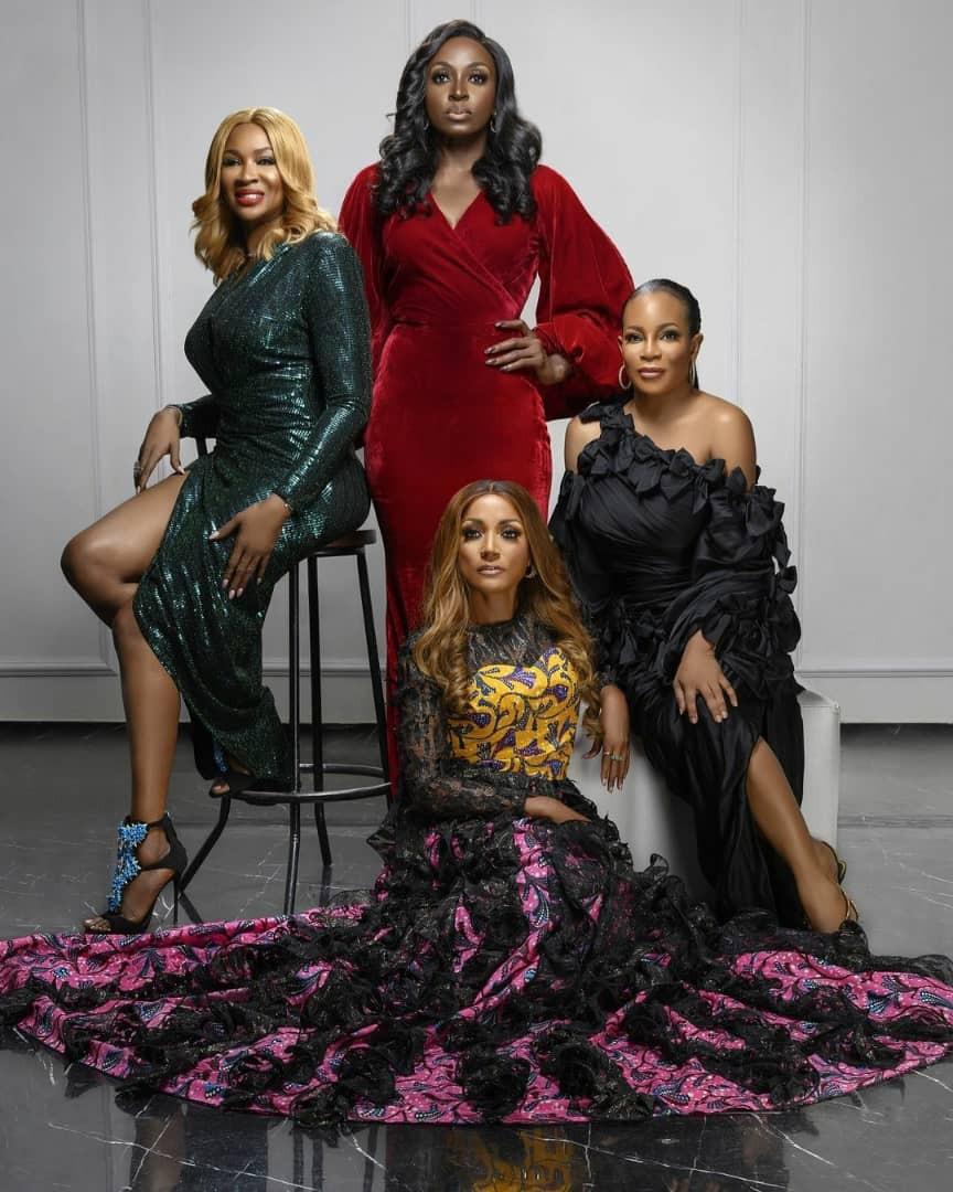 50 & Fabulous: Kate Henshaw, Karen Koshoni, Oona Priddy and Chioma Udeh stun in new photos