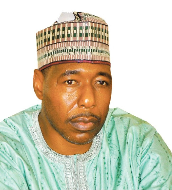 It is difficult to accept killers of one?s Parents ? Governor Zulum