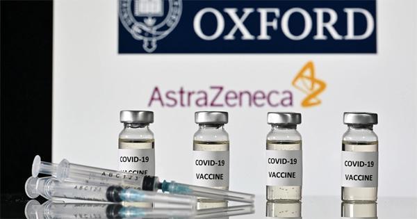 FG receives 699,760 doses of AstraZeneca