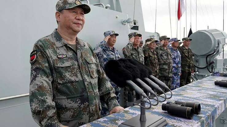 'Once a war breaks out, the island's defense will collapse in hours and the US military won't come to help' - China taunts Taiwan after US withdrawal from Afghanistan