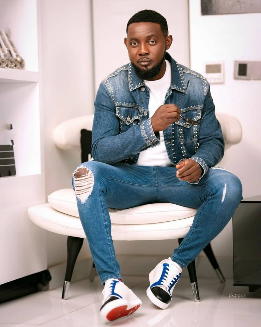Comedian, AY Makun, shares new photos as he turns 50
