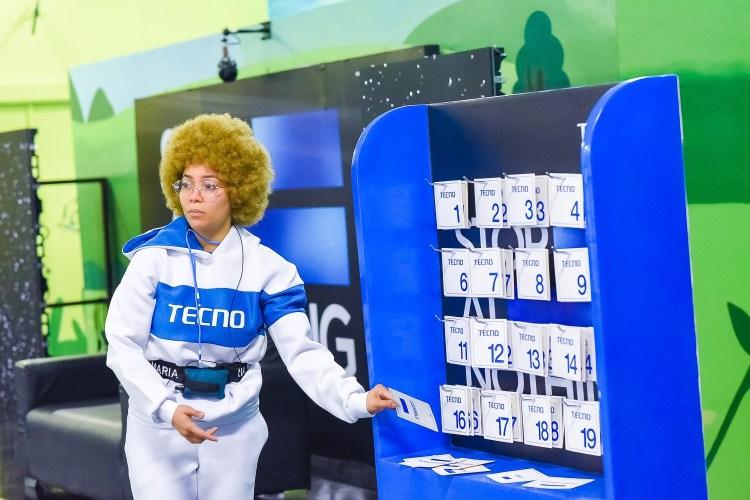 TECNOxBBNaija6: TECNO
