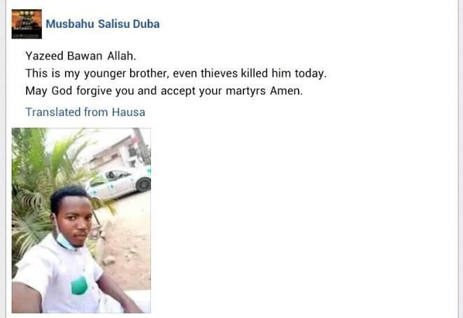 Bandits attack Katsina village, rape women, kill 12