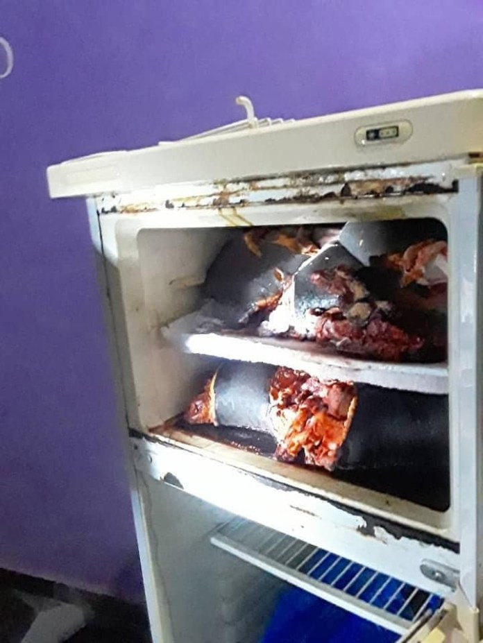 Police uncover 3 human heads in fridge of footballer and sports commentator (graphic photos)