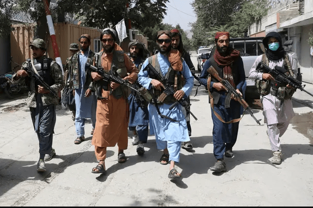 Taliban fighters now 'flogging' people in the streets for wearing western clothing