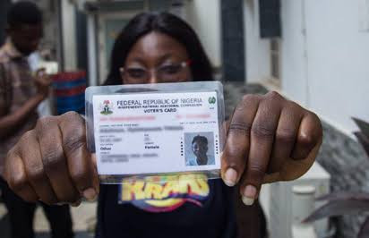 Over 430,000 Nigerians complete voters card registration in 1 month