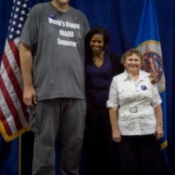US Tallest Man Dies Aged 38