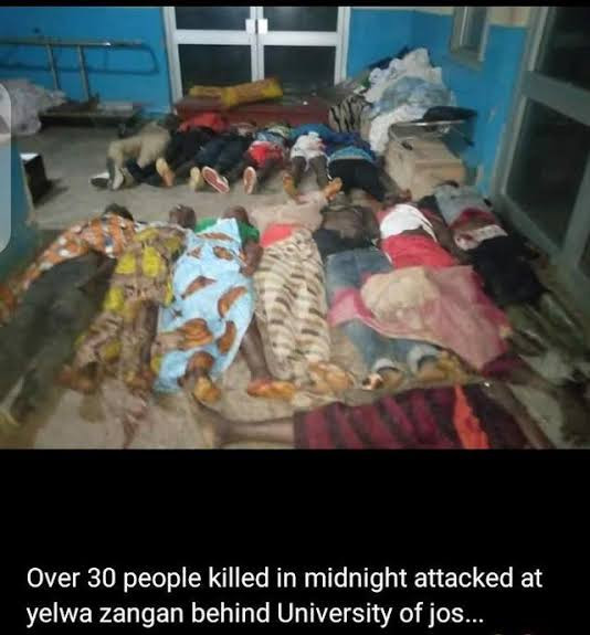 Bandits burn 36 victims alive as they slept in Plateau community (photo/video)
