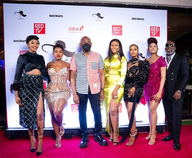 red tv's assistant madams season 2 premieres in lagos, new cast unveiled