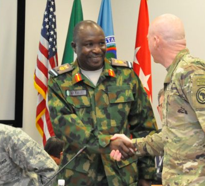 US honours Nigerian soldier Muhammed Yakubu for his contribution to the fight against extremism