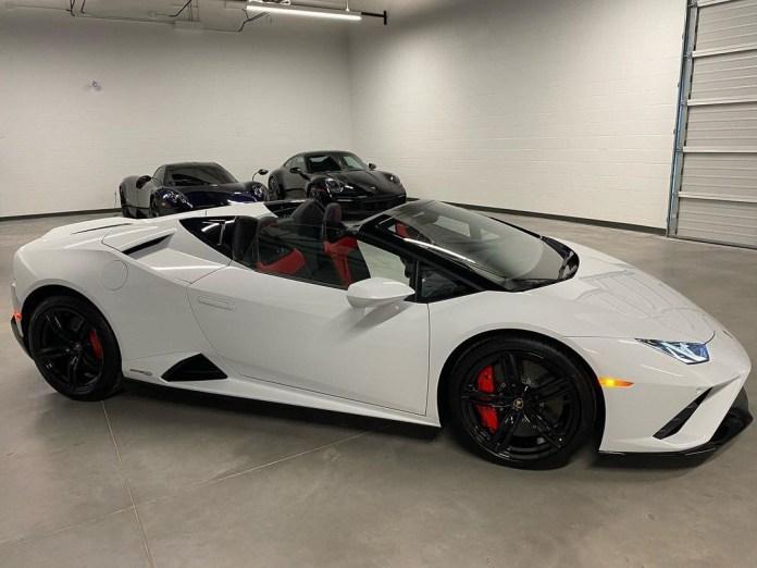 Sierra Leonean woman buys herself 2022 Lamborghini Huracan as birthday gift