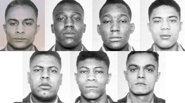 Martinsville Seven: Black men who were executed for raping a white woman granted pardons 70 years after their deaths