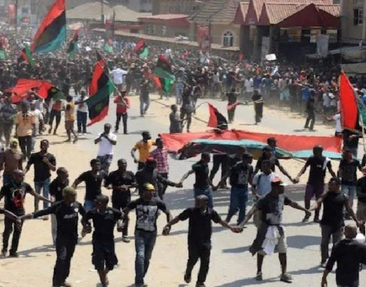 IPOB declares another sit-at-home in the South East