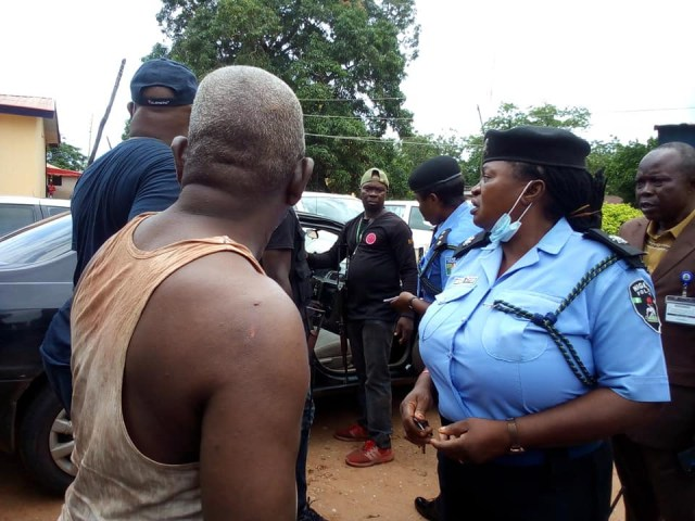 Police rescue abducted Benue varsity lecturer after gun battle with kidnappers