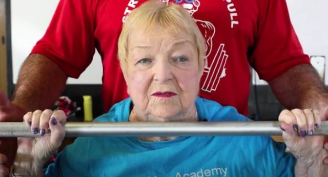 100-year-old great-great-grandmother enters Guinness World Record as world