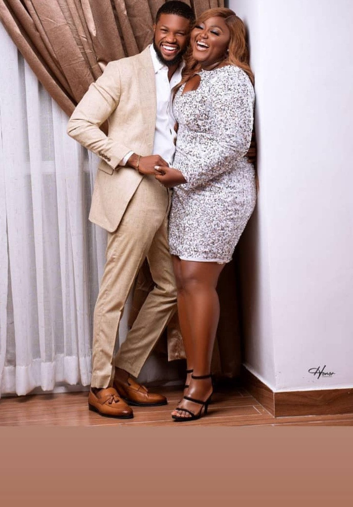 Actors Stan Nze and Blessing Obasi set to wed, release pre-wedding photos