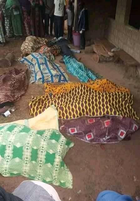 Couple, 10 others killed in fresh Zangon Kataf attack