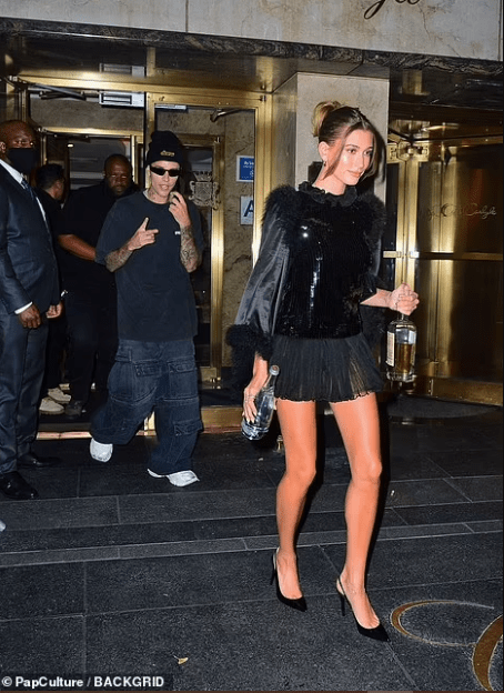 Celebrities change to new outfits as they attend Met Gala after party (photos)
