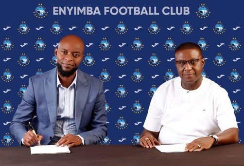 NPFL: Enyimba unveil Finidi George as new head coach