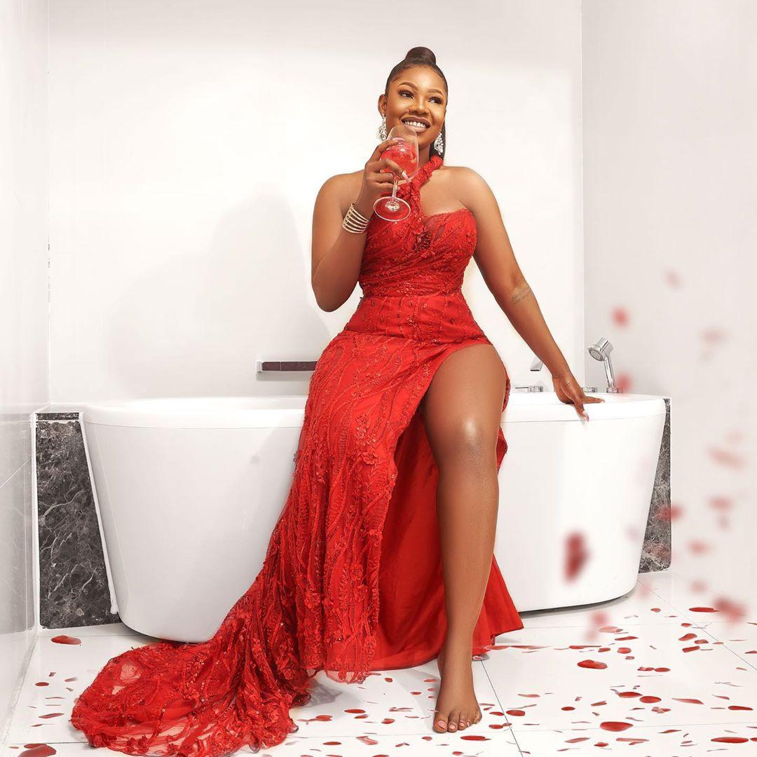 Big Brother Naija star, Tacha shows off her new house