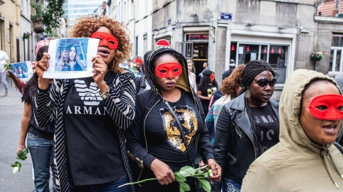 Brussels to name street after murdered Nigerian sex worker, Eunice Osayande