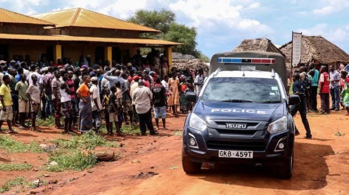 Two men kill their elder brother after he assaulted their mother over food