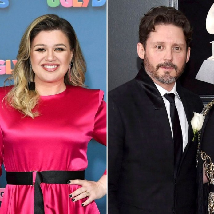 Kelly Clarkson is officially divorced from Brandon Blackstock