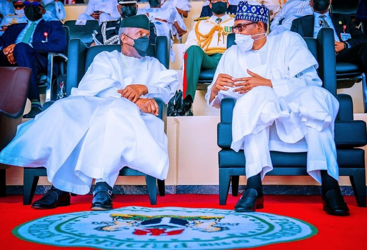 Photos from the 61st Independence anniversary ceremony in Abuja
