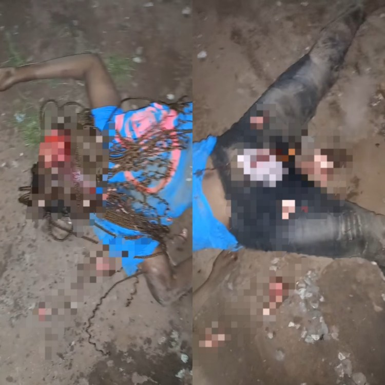 Truck crushes MOUAU student to death in Abia State (graphic photo)