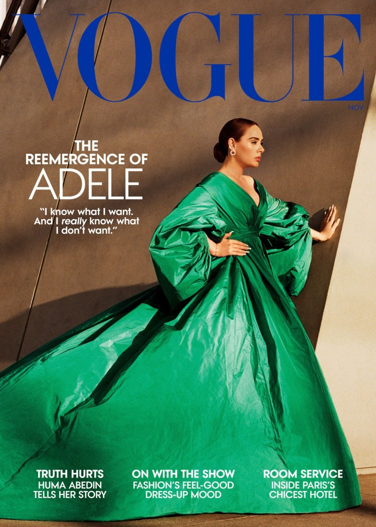 Adele says she was ?f?king disappointed? by women?s comments about her weight loss