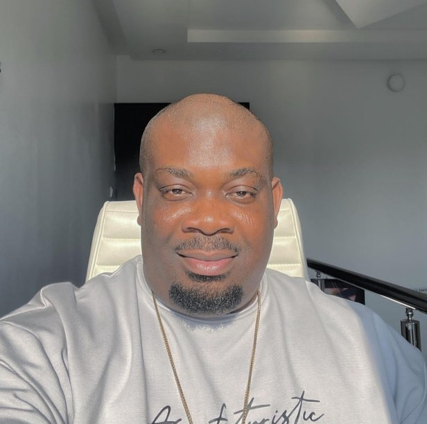 """""""Giving is not by who worth pass"""" Don Jazzy says as he recalls how his mother gave even when selling akara"""