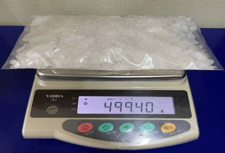 Nigerian man arrested for drug trafficking in Cambodia