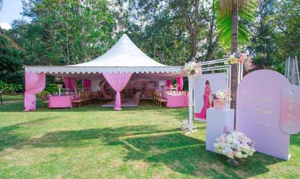 Socialite Vera Sidika debunks allegation of begging for money to fund her lavish baby shower