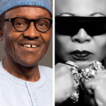 """""""Now that you are back, Mr. President, please get back to work immediately"""" - Charly Boy"""