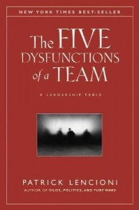 TheFiveDysfunctionsOfATeam