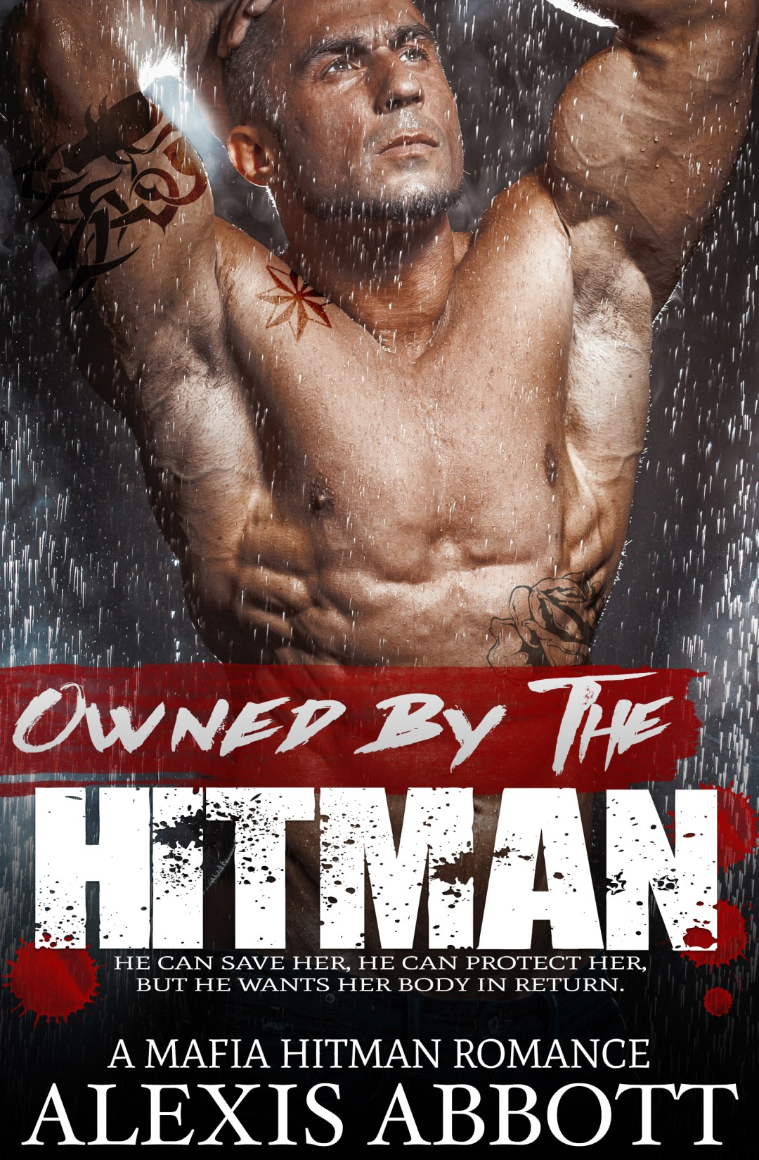 Alexis Abbott - Owned by the Hitman