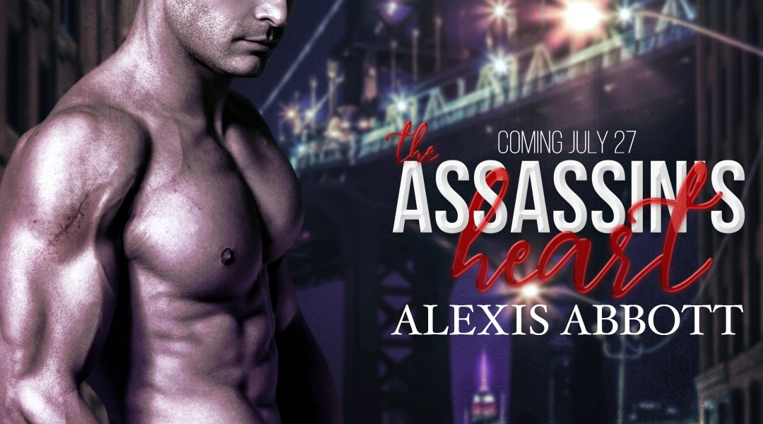 Cover Reveal, Preorder + Giveaway! The Assassin's Heart