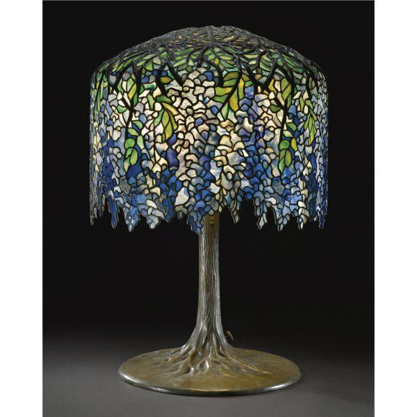Louis Comfort Tiffany  Interior Design with Alexis
