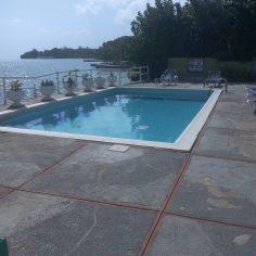 pool swimming beach ocean sands hotel