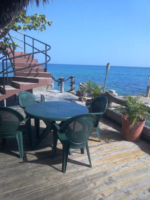steps patio island paradise jamaica