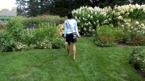 New York Botanical Garden travel alexis chateau jamaican woman in nyc bronx