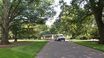new york botanical gardens shuttle travel