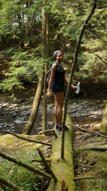 salt spring state park new milford hiking trail alexis chateau jamaican hiking
