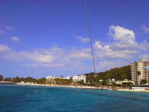 beach travel jamaica sailing