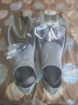snorkeling snorkelling gear watersports travel adventure jamaica