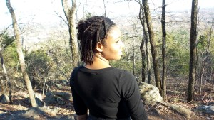 kennesaw mountain hiking trail travel alexis chateau jamaican woman with dreads