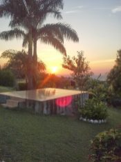 The Sunset in Montego Bay, Jamaica