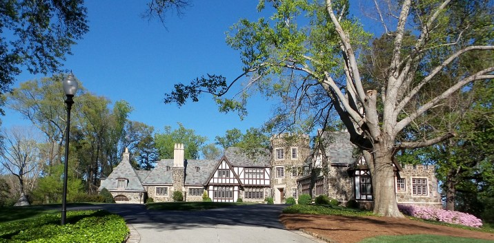 mansion lullwater park