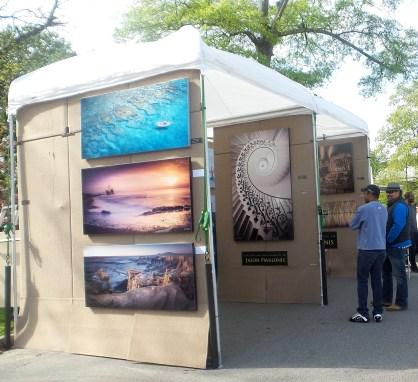 dogwood festival paintings visual art